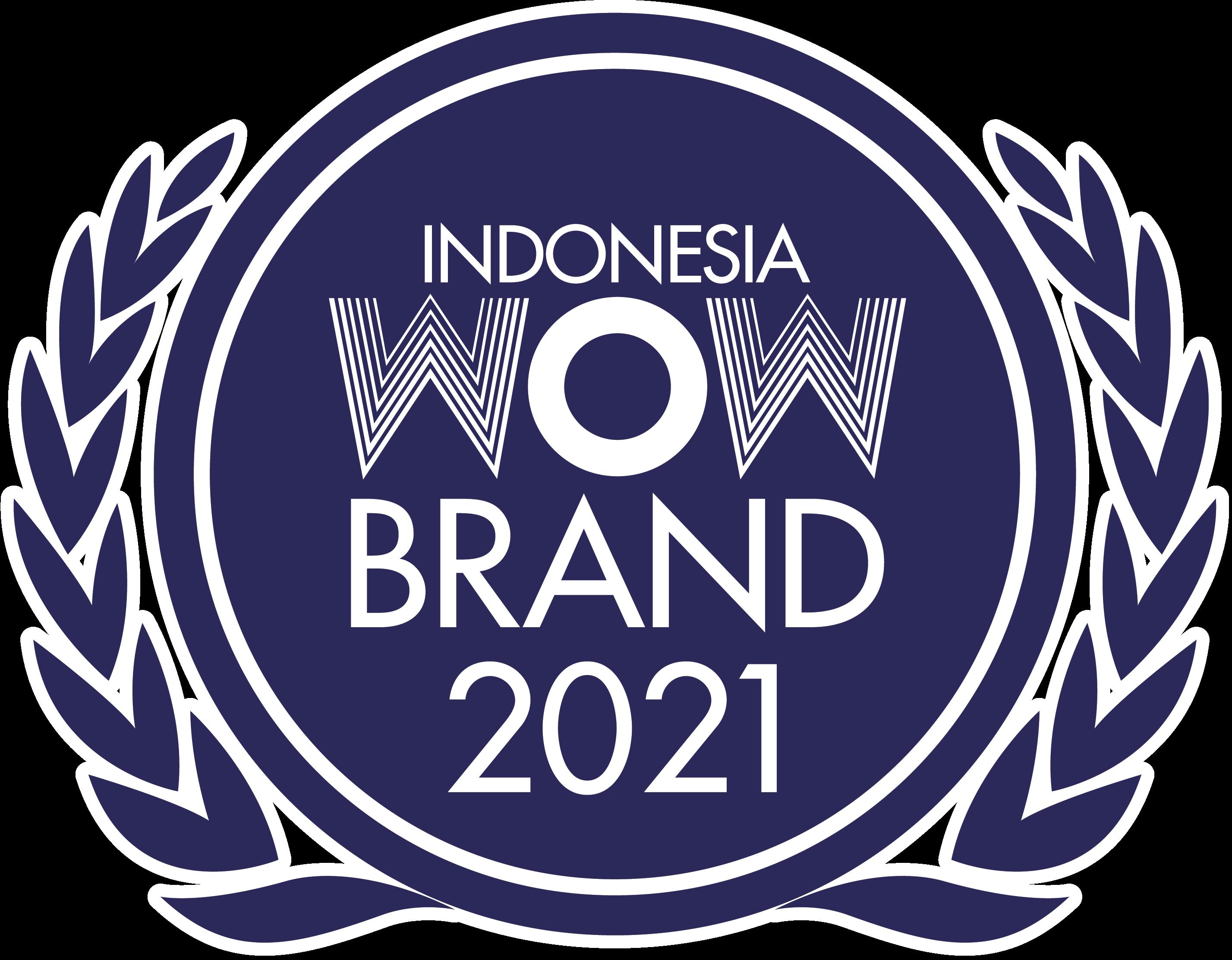 Indonesia WOW Brand 2021